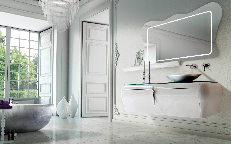 Lasa idea spa bathroom furniture and accessories made in for Idea arredo
